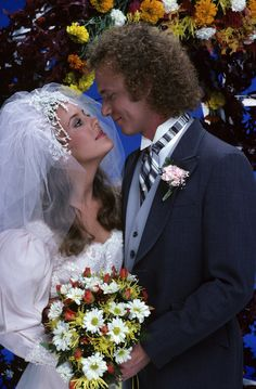General Hospital: 1980s...Luke.& Laura did anyone. Miss the wedding?