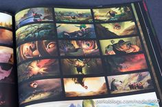 The Art of The Croods by Parka81, via Flickr