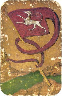 10 -- Stuttgart playing cards, ca. 1430