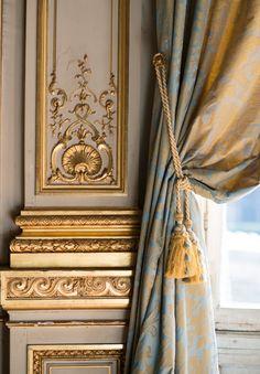 Musée Jacquemart André at 158 Boulevard Haussmann, Paris. French Interior, Classic Interior, French Decor, Style Français, Modern Windows, Interior Decorating, Interior Design, Design Art, Decorating Ideas