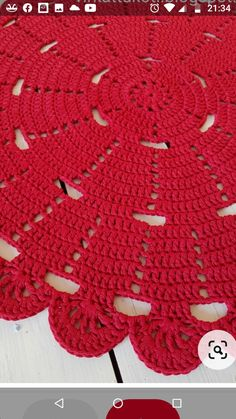 Table Covers, Crochet Motif, Lily, Kids Rugs, Crafts, Rag Rugs, Crochet Dishcloths, Crochet Rug Patterns, Crochet Shoes