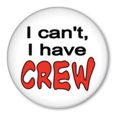 This is our life since Rachel started rowing. A Zippy Pins Crew Rowing button- badge pin