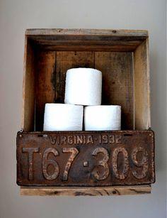Sistemare la Carta igienica in bagno! Ecco 15 idee per ispirarvi... Sistemare la carta igienica in bagno. Se siete sempre alla ricerca di nuove idee per decorare e sistemare la vostra casa, siete al posto giusto! Oggi abbiamo selezionato per voi 15 idee...