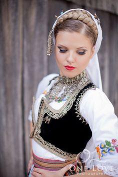 Serbian folk costume