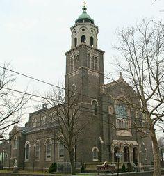 St. Paul's R.C. Church in Burlington, NJ