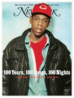 Snapshot: Jay Z, The Notorious B.I.G., Billie Holiday and More for New York Magazine's 2014 Yesteryear Issue