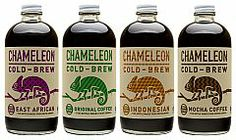 Get your cold-brew coffee fix on with the delicious Chameleon Cold Brew Coffee line