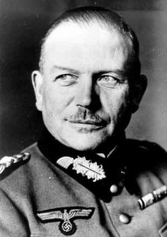Axis leaders -Heinz Wilhelm Guderian (17 June 1888 – 14 May 1954) was a German general during World War II. He was a pioneer in the development of armoured warfare, and was the leading proponent of tanks and mechanization in the Wehrmacht (German Armed Forces). Germany's panzer (armoured) forces were raised and organized under his direction as Chief of Mobile Forces.