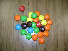 MLK Activity - Use M and M's to show we are different on the outside but the same inside.