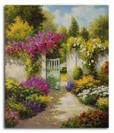 th (32) Entrance, Decoupage, Gates, Painting, Colorful, Google, Garden, Beautiful Gardens, Entryway