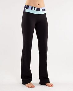 LOVE Lululemon Yoga Pants!!! I think these will be bought soon......