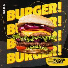Poster Design Layout, Menu Design, Logo Design, Graphic Design, Pizza Promo, O Burger, Social Media Design, Motion Design, Digital Marketing