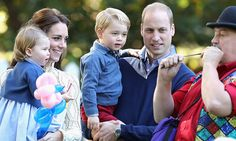 2016 At the children's party in Victoria, held in honour of Prince George and Princess Charlotte, the doting parents sweetly shared the responsibility of looking after their children.  Proving that they are one incredible A-team, William and Kate took charge of each of their kids, while also making sure they enjoyed the moment themselves.  The Cambridges looked like any other family, playing with balloons, running around the petting zoo and George gently teased his younger sister, squirting