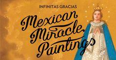 Infinitas Gracias: Mexican miracle paintings