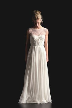 Sarah Seven spring 2014 collection. Dreamy, whimsical ... perfection!