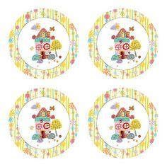 """Latinha """"mint to be"""" com adesivo tema Jardim Encantado 1.  Tamanho da latinha: 5cm de diâmetro por 1cm de altura. Cor da latinha: prateada. Impressão à lazer.  Acompanha embalagem e tag. R$1,50    Compre em www.boutiquedeencantos.elo7.com.br"""