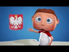 IPN TV Kraków - Polskie Symbole Narodowe - Polak Mały - YouTube Hobbies And Crafts, Crafts For Kids, Poland Culture, Learn Polish, Color Flashcards, Transportation Crafts, Polish Language, Early Education, Kids And Parenting
