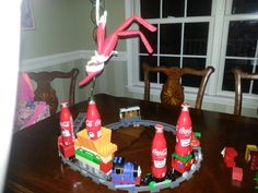 Elf on shelf...