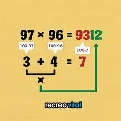 truco matemátco multiplicar números largos en tu cabeza