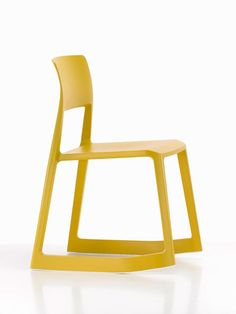 a yellow chair friend for my yellow couch! Love this one!