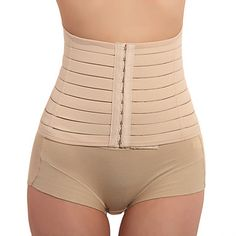 Women's Underbust Corset Nightwear,RetroMedium Beige Women's - USD $ 5.99
