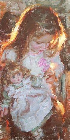 Robert Coombs &&&&&.....http://www.pinterest.com/beritelise/barn-i-kunsten/