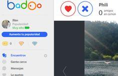 Ya conociste el nuevo Sitio Badoo?