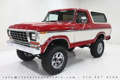 1979 ford bronco custom - Take a close look at the factory towing mirrors Ford used to put on the heavy-duty Camper & Trailer Special trucks