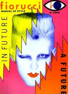 AHHH, I remember Fiorucci well. /// FIORUCCI, punk boutique, 1980s, Italy, NYC