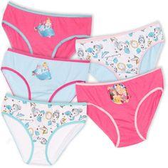 Disney Frozen Top und Boxer Set rosa 6//8 Jahre