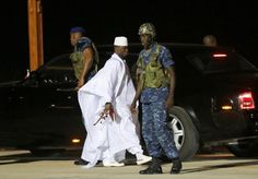 #world #news  Equatorial Guinea confirms hosting ousted Gambian leader Jammeh