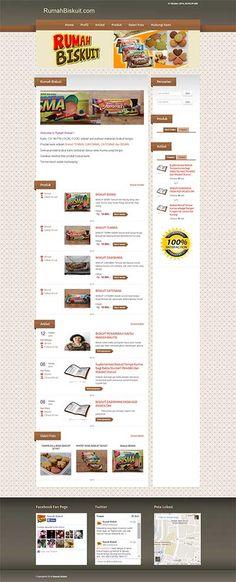 rumahbiskuit.com toko online responsive