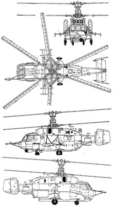 Blueprints > Helicopters > Kamov > Kamov Helix-B Black Hawk Helicopter, Attack Helicopter, Military Helicopter, Military Aircraft, Airplane Coloring Pages, Schematic Drawing, Military Drawings, Enfield Bullet, Metal Earth