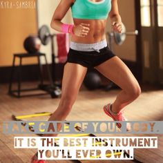 6 Easy ways to take care of your body (that you probably aren't doing) pin now read later