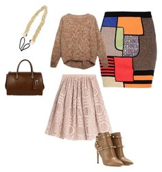 """Untitled #56"" by narrebybn on Polyvore featuring Moschino, Burberry, Relaxfeel, Valentino, Miu Miu and Ficcare"