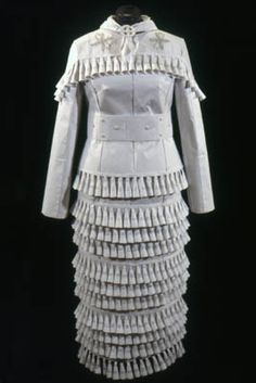 Cherokee Jingle Dress - gone high fashion!