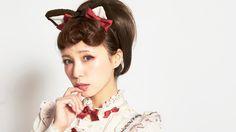 Popular brands present, Midwinter Lovely Corde ♡ Little red wolf in love-like pattern ♡