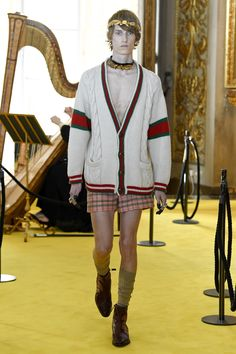 Gucci Resort 2018 Fashion Show Collection