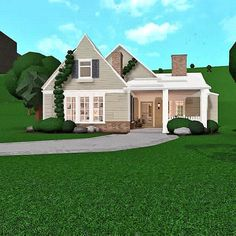 Two Story House Design, Tiny House Layout, House Layout Plans, House Layouts, Simple House Plans, Beautiful House Plans, Family House Plans, Simple Bedroom Design, Unique House Design