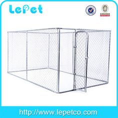 large outdoor outdoor galvanized dog kennel wholesale wholesale dog cage/pet dog run wholesale manufacturer china,factory wholesale supplier more interest and any question please check:http://www.lepetco.com/hot-sale-outdoor-galvanized-dog-kennel-wholesale.html