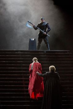 The finale of Maria Stuarda is one of the few times opera has made me cry. Joyce DiDonato as Mary, Queen of Scots