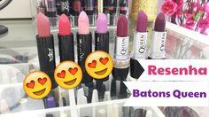 Resenha: Batons Queen | Bom + Bonito + Barato