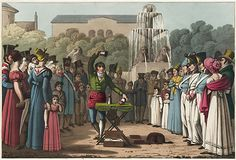 The Juggler of the Château d'Eau on OneKingsLane.com