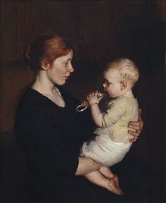 Her Littlest One (1914), Marie Danforth Page