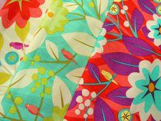Bright new fabrics!