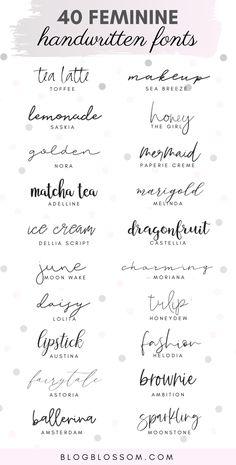 Tattoo Script, Tattoo Quotes, Free Tattoo Fonts, Calligraphy Tattoo Fonts, Tattoo Fonta, Hand Script Font, Tattoo Phrases, Type Tattoo, Word Tattoos