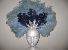 The Dominique Francon Headdress     $68.00