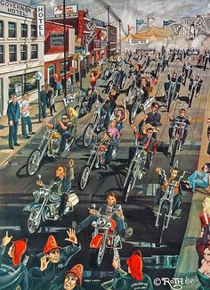"David Mann ""Leaving Springfield"""