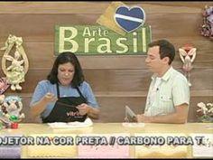 ARTE BRASIL -- VALQUÍRIA CAMPANELLI -- FLOR KAMAL KADAI (12/04/2011 - Pa...