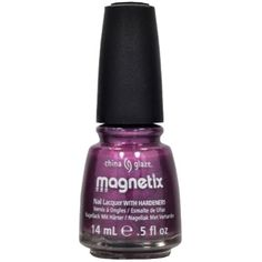China Glaze Magnetix Nail Lacquer DRAWN TO YOU 80604 Salon Girly .5 oz Magnet * See this great product. (This is an affiliate link) #NailPolish